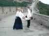 Kotegaeshia Kiinan muurilla Combat Games -tapahtuman yhteydessä (2010)