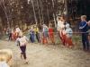 Maastojuoksukilpailuissa lapsena