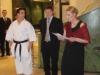 Karate-esitys karonkassa (2009)